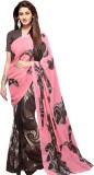 Trendz Printed Fashion Georgette Saree (...