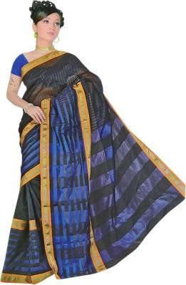 Amithmahalaxmi Printed Bollywood Synthetic Sari