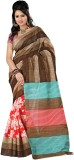 Krishnaam Fashion Printed Bhagalpuri Sil...