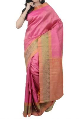 Estri Printed Fashion Handloom Tissue Sari
