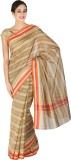 Coolethnic Solid Banarasi Cotton Saree (...