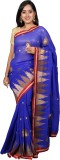 vinaa sarees Embriodered Fashion Synthet...