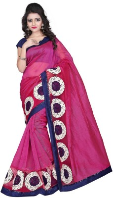 Heart & Soul Printed Fashion Chanderi Sari