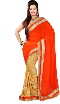 Rashmi Creation Embriodered Bollywood Georgette Sari