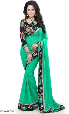 Wedding Villa Self Design Bollywood Georgette Sari