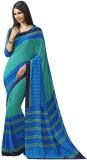 Fashionate Printed Fashion Crepe Saree (...