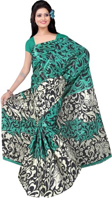 Shardas Printed Fashion Art Silk Sari