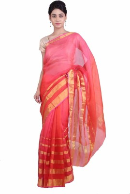 Geroo Striped Fashion Kota Sari