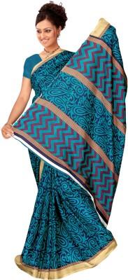 Vardan Prints Printed Bollywood Art Silk Sari