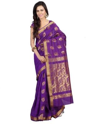 Swathan Self Design Daily Wear Cotton Sari