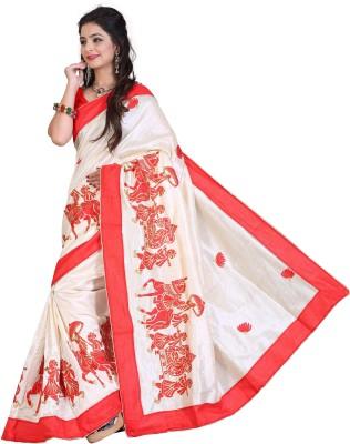 Glamoroussurat Fashion Embriodered Bollywood Handloom Georgette Sari