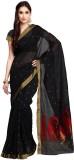 Bhelpuri Woven Fashion Chanderi Saree (B...