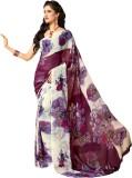 JYOSTHNA Printed Daily Wear Georgette Sa...