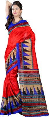 ds Solid Fashion Cotton Sari