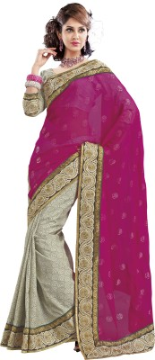 Ridhi Sidhi Printed Fashion Art Silk Sari