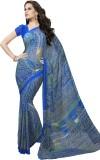 Roop Kashish Printed Fashion Georgette S...