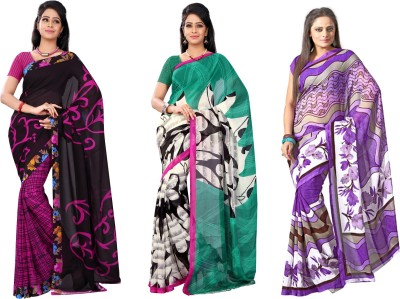 Florence Printed Fashion Georgette Sari