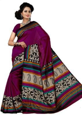 Zeena Embellished Bollywood Art Silk Sari