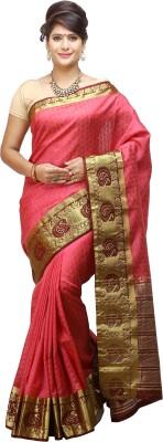 Nalliee Self Design Kanjivaram Jacquard Sari