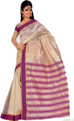 Raa Sha Printed Fashion Silk Sari