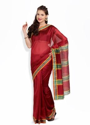 Sukuma Solid Daily Wear Tissue Sari