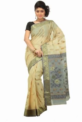 Deshna Printed Fashion Handloom Cotton Sari