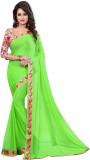 Ruchi Creation Solid Fashion Jacquard Sa...
