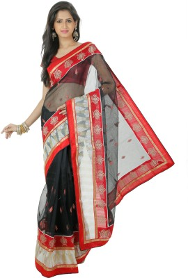 Shree Saree Kunj Solid Bollywood Kota Cotton Sari