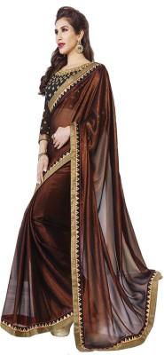 Pakiza Design Embriodered Fashion Georgette Sari