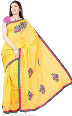 Aapno Rajasthan Printed Fashion Cotton Sari