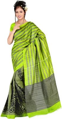 Ritika Printed Bhagalpuri Silk Sari