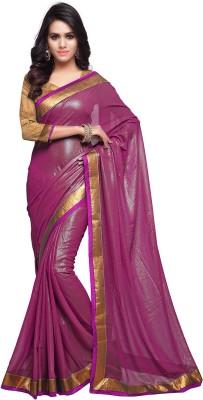 Sourbh Sarees Embellished Fashion Georgette Sari