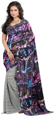 Panchi Printed Fashion Georgette Sari