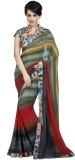 Palav Fabrics Embroidered Bollywood Geor...