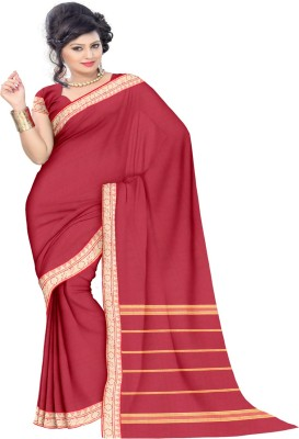 Pratami Embellished Chettinadu Handloom Cotton Sari