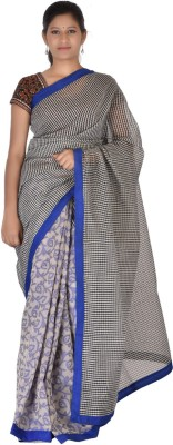Masterweaver India Self Design Chanderi Chanderi Sari