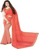 Samarth Fab Self Design Bollywood George...