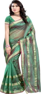 Laxmi Sarees Printed Mysore Jacquard Sari