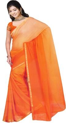 Fency Fession Plain Bollywood Poly Silk Sari