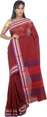 Gautami Saree Checkered Narayanpet Cotton Sari