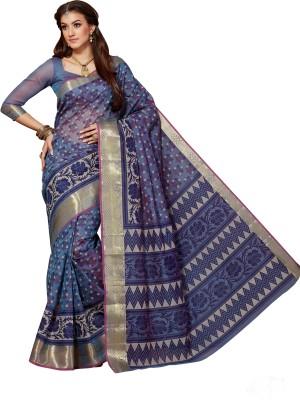 Taanshi Printed Fashion Cotton Sari