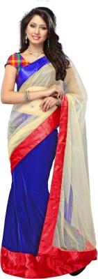 Royal N Rich Solid Lehenga Saree Net Sari
