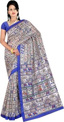 Winza Floral Print, Plain, Geometric Print, Self Design, Solid Bollywood Art Silk, Banarasi Silk, Cotton, Cotton Slub, Silk Sari