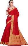 Rajshrifashions Embroidered Lugade Rayon...