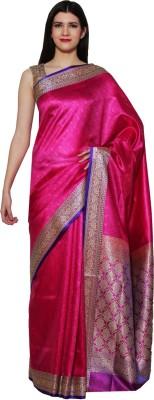 Chhabra Bros Woven Fashion Art Silk Sari