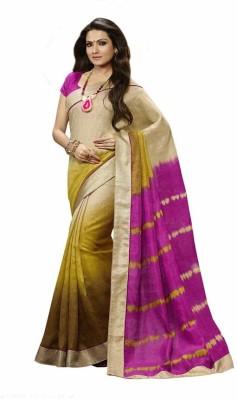 Vipul Embellished, Embriodered Bollywood Art Silk Sari