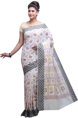 DARPS Printed Kumbakonam Cotton Sari