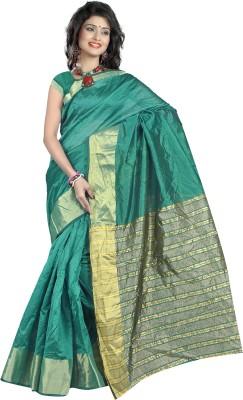 zipcartfashion Printed Daily Wear Cotton Sari