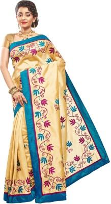 RBSarees Self Design Fashion Tussar Silk Sari