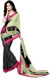 Khoobee Printed Fashion Georgette Saree ...